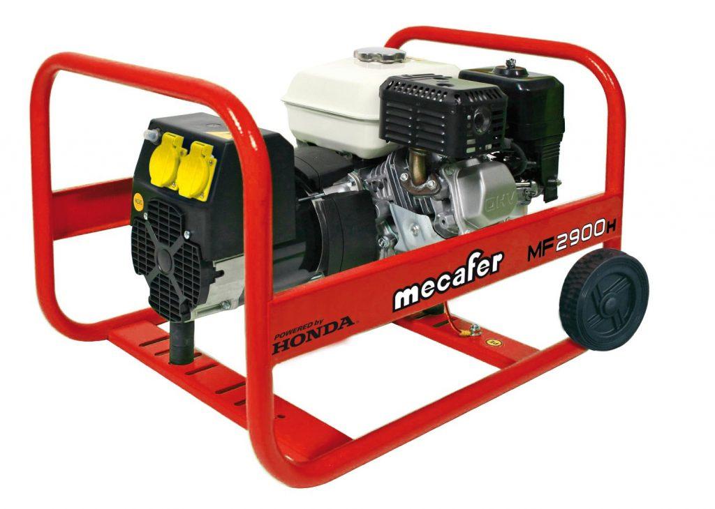 Groupe électrogène Mecafer 450129